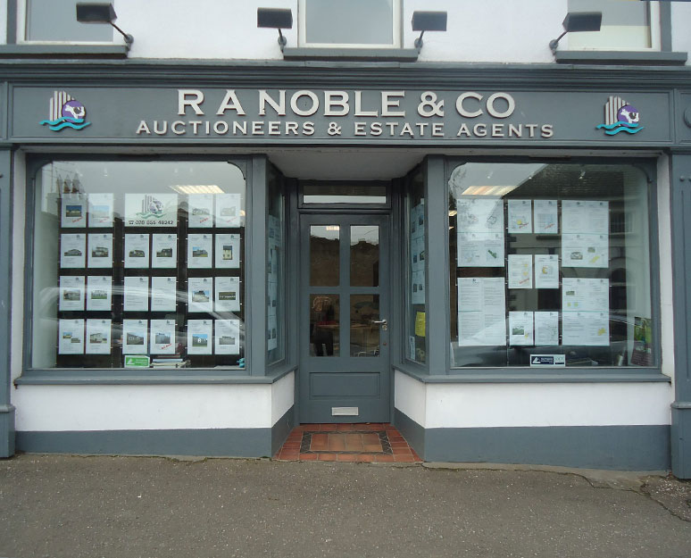 R A Noble & Co Auctioneer and Estate Agents